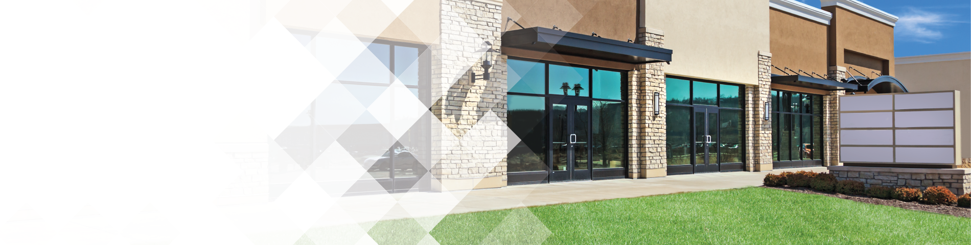 Commercial grounds maintenance and facilities management for commercial properties