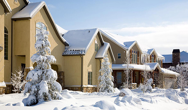 Protect your properties in winter