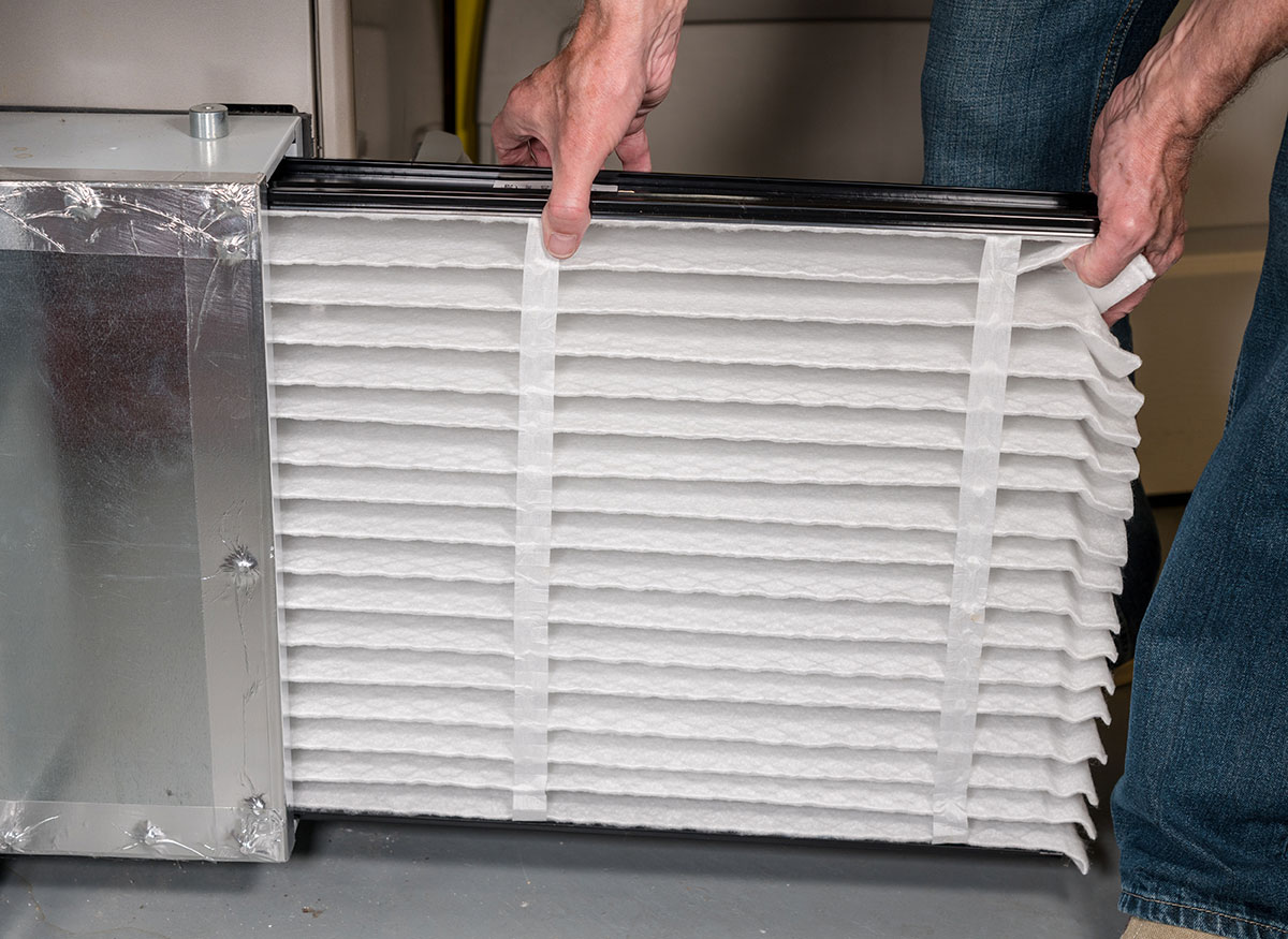 air filter maintenance