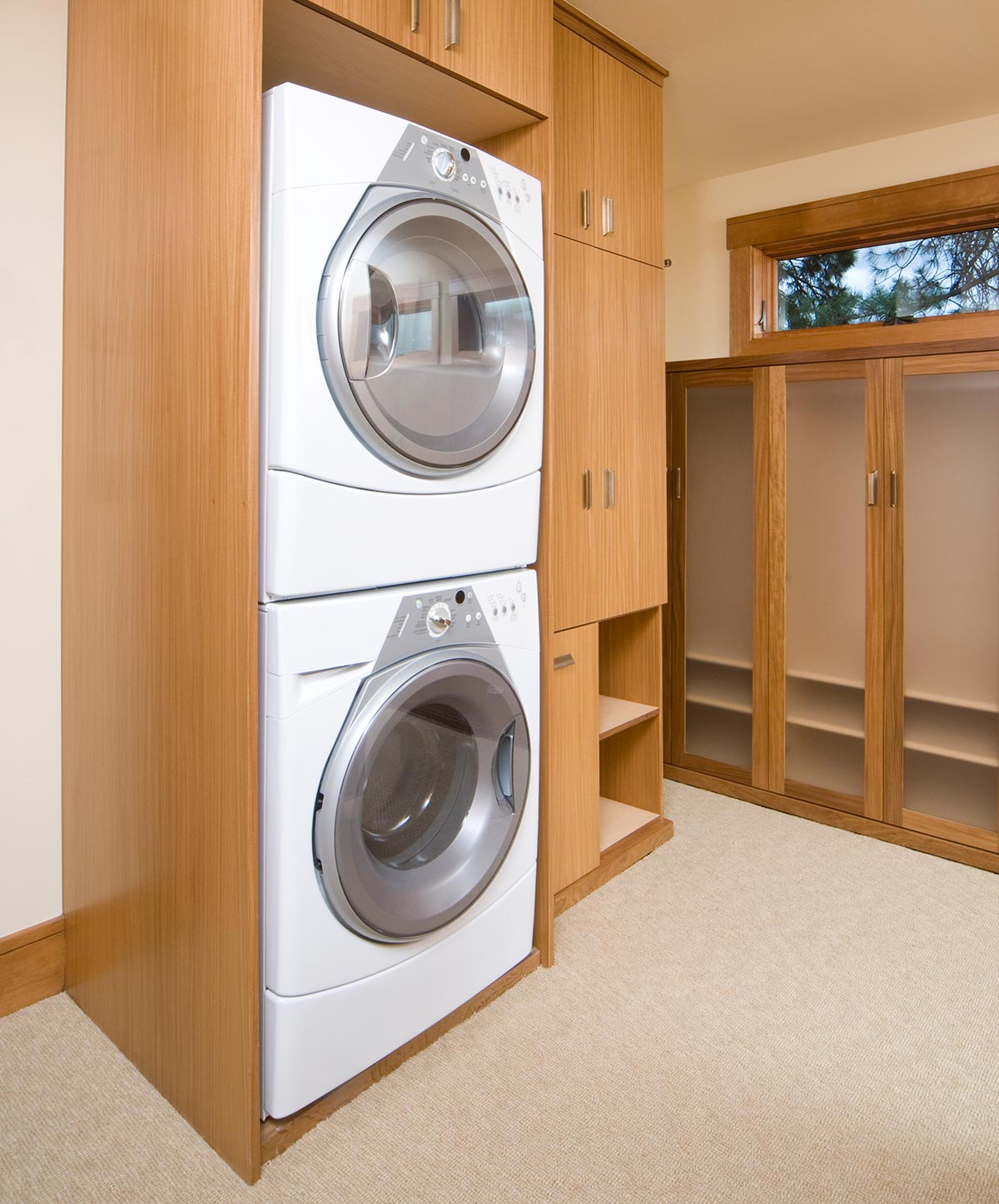 washer and dryer as amenities in rented properties