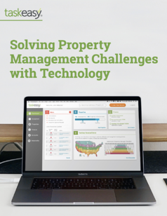 Solving Property Management Challenges with Technology (ebook)